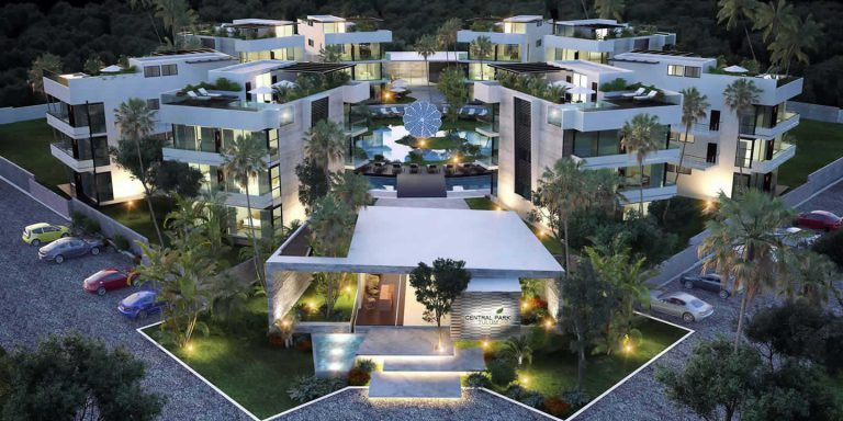 Exitoso proyecto GMB – Central Park Tulum